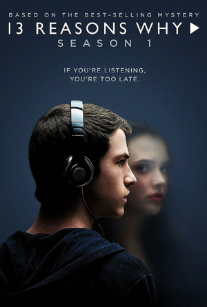 13 Reasons Why Season 1 VUDU SD Instawatch