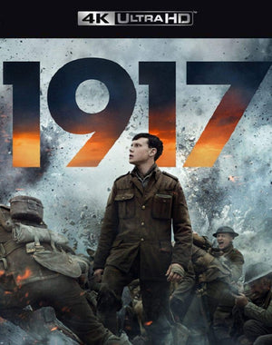 1917 VUDU 4K or iTunes 4K via MA