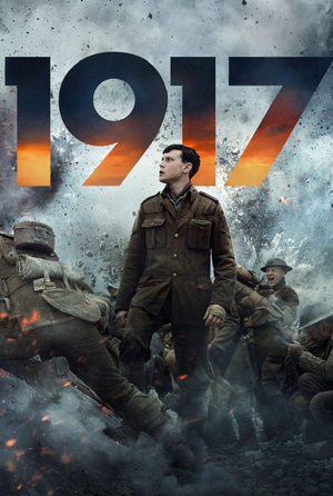 1917 VUDU HD or iTunes HD via MA