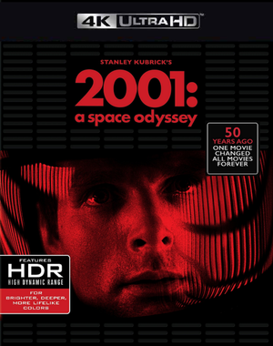 2001 A Space Odyssey Movies Anywhere 4K VUDU 4K