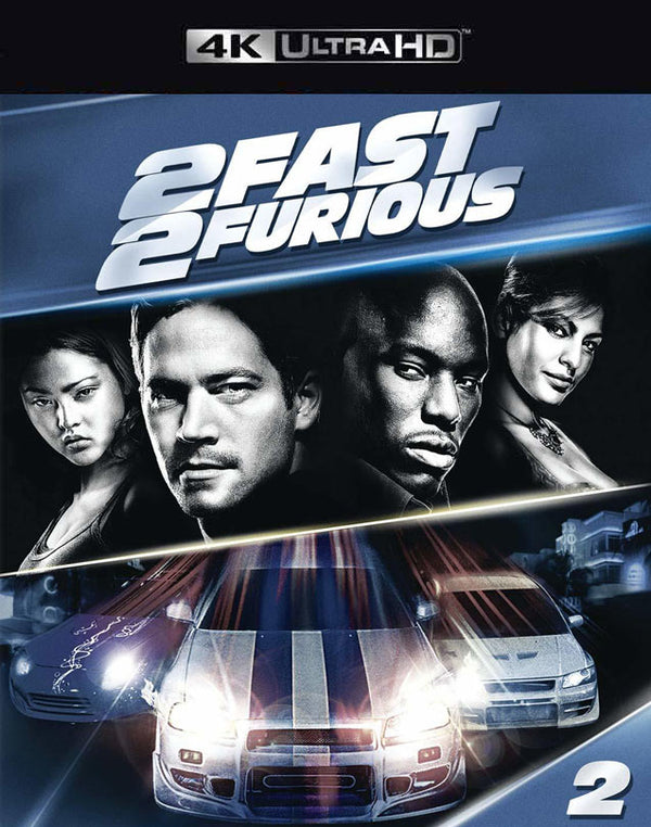 2 Fast 2 Furious VUDU 4K or iTunes 4K via Movies Anywhere