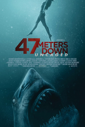 47 Meters Down Uncaged VUDU HD or iTunes 4K