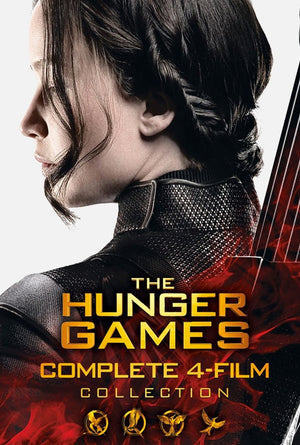 The Hunger Games 4 Film Collection VUDU HD