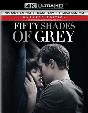 Fifty Shades of Grey Unrated VUDU 4K