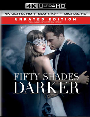 Fifty Shades Darker Unrated VUDU 4K