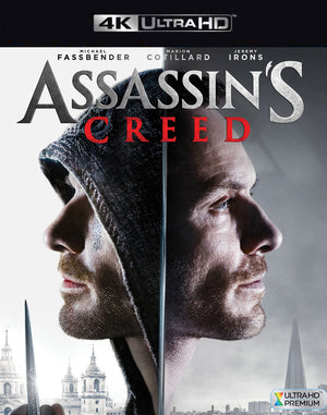 Assassins Creed VUDU 4K through iTunes 4K