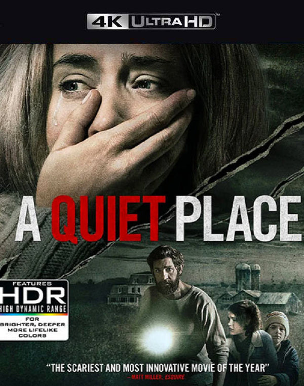 A Quiet Place iTunes 4K