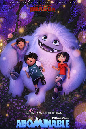 Abominable VUDU HD or iTunes HD via MA Early Release