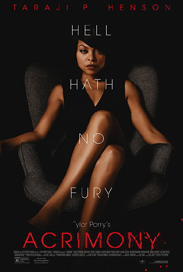Acrimony VUDU HD or iTunes HD