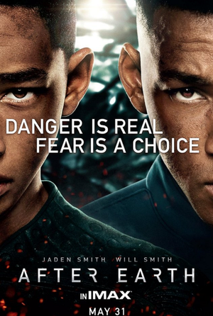 After Earth VUDU HD or iTunes HD via Movies Anywhere