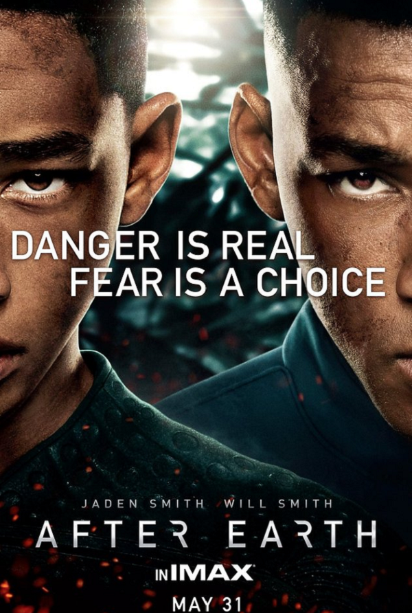 After Earth UV HD or iTunes HD via Movies Anywhere
