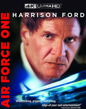 Air Force One MA 4K iTunes HD VUDU HD