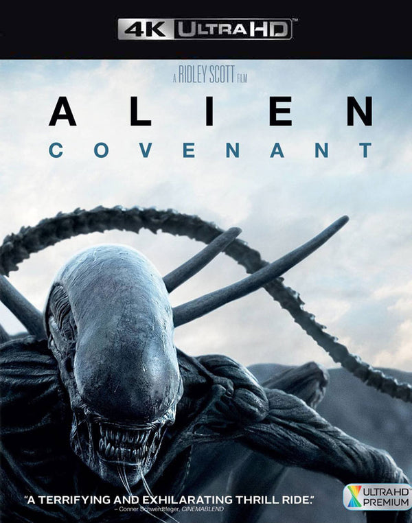 Alien: Covenant VUDU 4K Through iTunes 4K