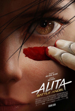 Alita Battle Angel VUDU HD Instawatch (iTunes HD via MA)