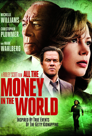 All the Money in the World VUDU SD or iTunes SD via Movies Anywhere