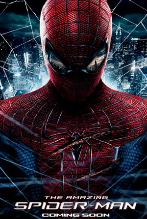 The Amazing Spider-Man VUDU HD or iTunes HD via Movies Anywhere