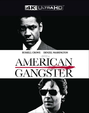 American Gangster Unrated Extended Edition MA 4K VUDU 4K