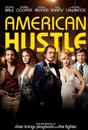 American Hustle VUDU HD or iTunes HD via Movies Anywhere