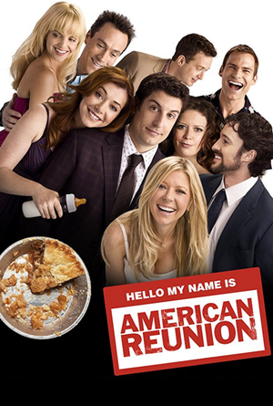 American Reunion Unrated VUDU HD or iTunes HD via Movies Anywhere
