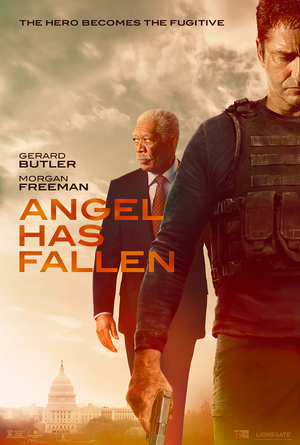 Angel Has Fallen VUDU HD Instawatch