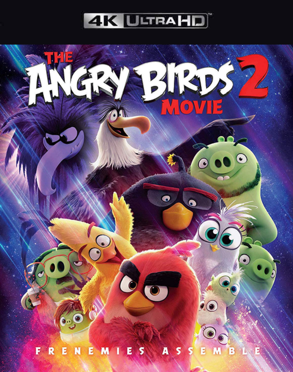 The Angry Birds Movie 2 VUDU 4K Instawatch (iTunes 4K via MA)
