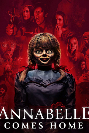 Annabelle Comes Home VUDU HD or iTunes HD via MA