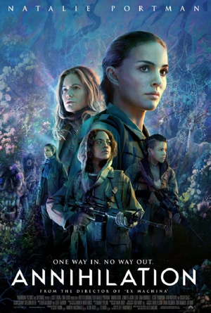 Annihilation VUDU HD
