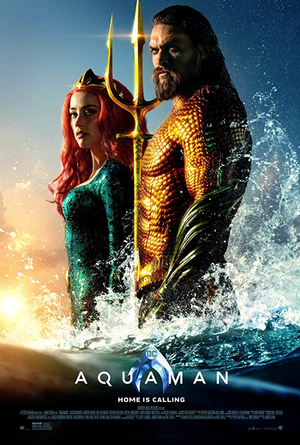 Aquaman VUDU HD or iTunes HD via Movies Anywhere