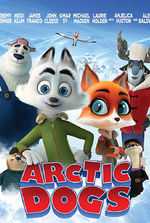 Arctic Dogs VUDU HD Instawatch