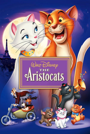 Aristocats MA VUDU HD iTunes HD