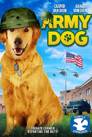 Army Dog UV HD