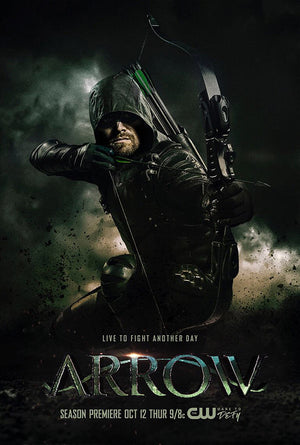 The Arrow Season 6 UV HD