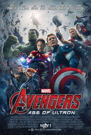 Avengers Age of Ultron MA HD VUDU HD iTunes HD