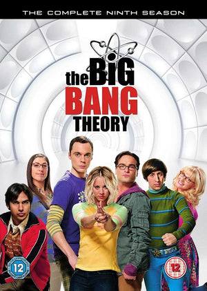 The Big Bang Theory Season 9 iTunes HD