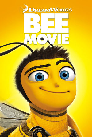 Bee Movie VUDU HD or iTunes HD Via Movies Anywhere
