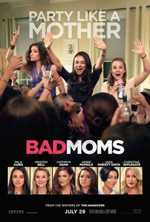 Bad Moms VUDU HD or iTunes HD via Movies Anywhere