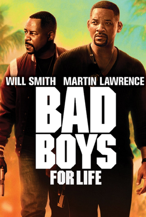 Bad Boys for Life VUDU SD or iTunes SD via MA
