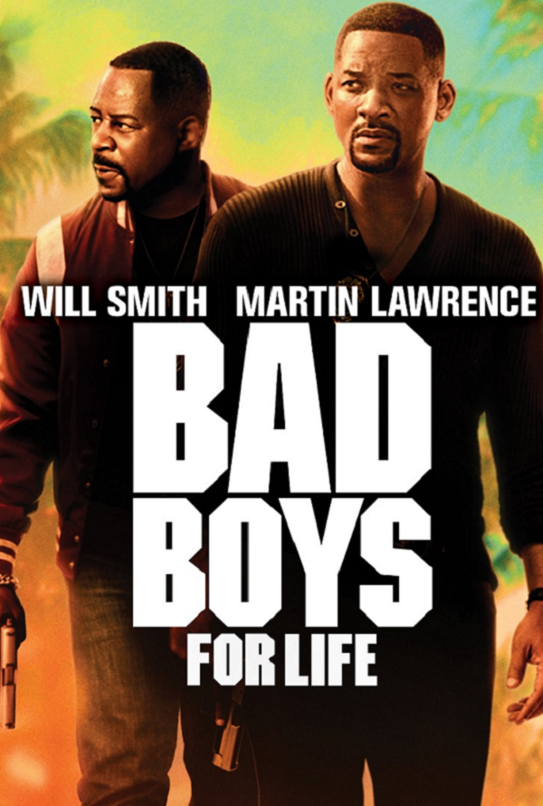Bad Boys for Life VUDU HD Instawatch ( iTunes HD via Movies Anywhere) Watch March 31