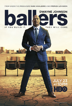 Ballers Season 3 UV HD