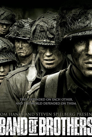 Band of Brothers iTunes HD