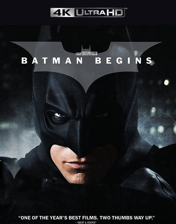 Batman Begins VUDU 4K or iTunes 4k via MA
