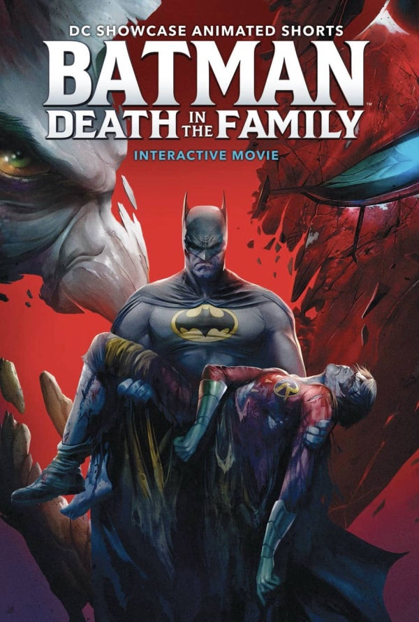 Batman Death in the Family VUDU HD or iTunes HD via MA