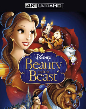Beauty and the Beast MA 4K VUDU 4K FandangoNow 4K