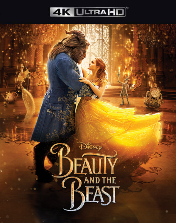 Beauty and the Beast 2017 iTunes 4K (Transfers to VUDU 4K via MA)