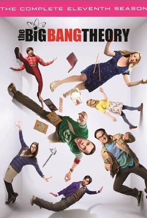 The Big Bang Theory Season 11 VUDU HD
