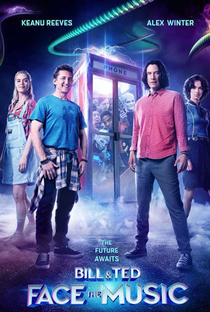 Bill and Ted Face the Music VUDU HD