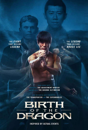 Birth of the Dragon iTunes HD