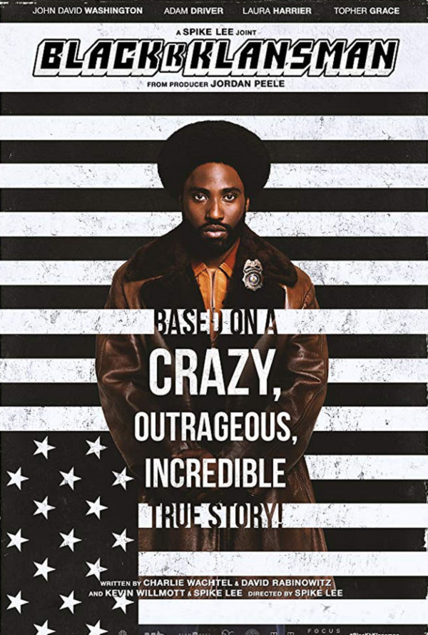 BlacKkKlansman VUDU HD INSTAWATCH (iTunes HD via Movies Anywhere)
