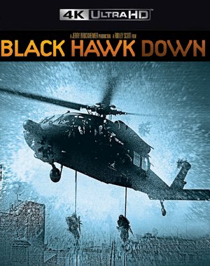 Black Hawk Down MA 4K FandangoNow 4K