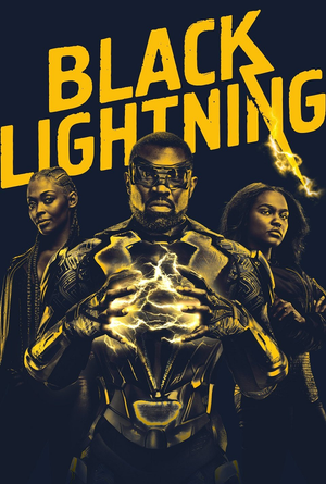 Black Lightning Season 1 UV HD
